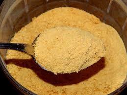 A scoop of retinal yeast